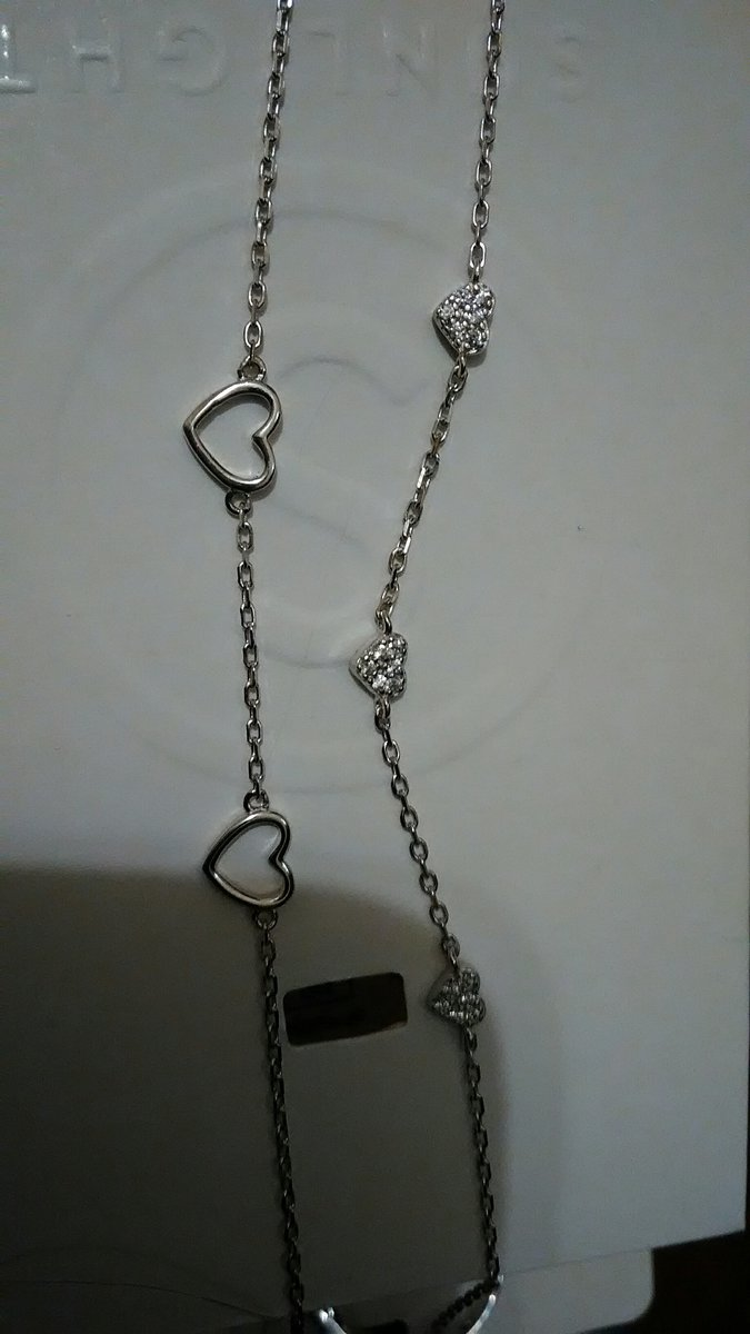 Здравствуйте,купила в подарок дочери серебряный браслет,покупка очень понра