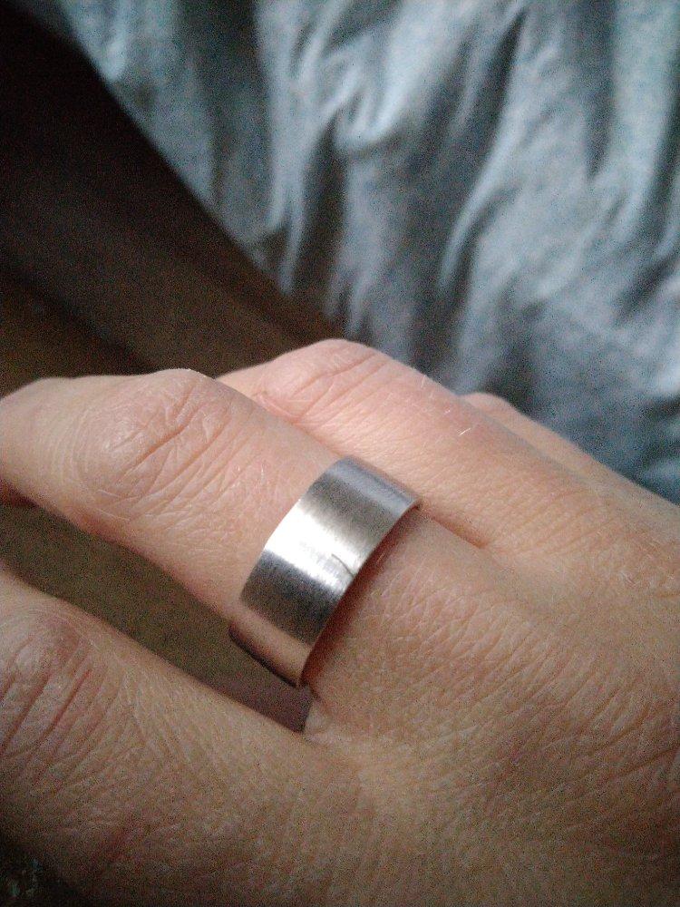 Кольцо классное, но есть одно но