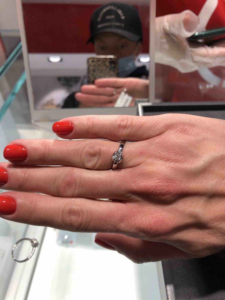 Невероятно красивое кольцо!