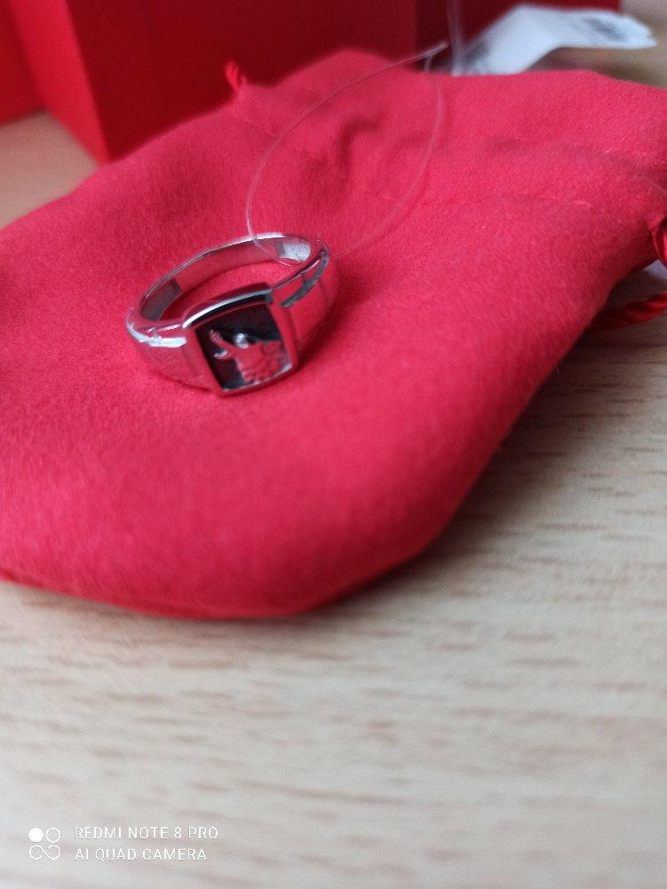 Кольцо с волком