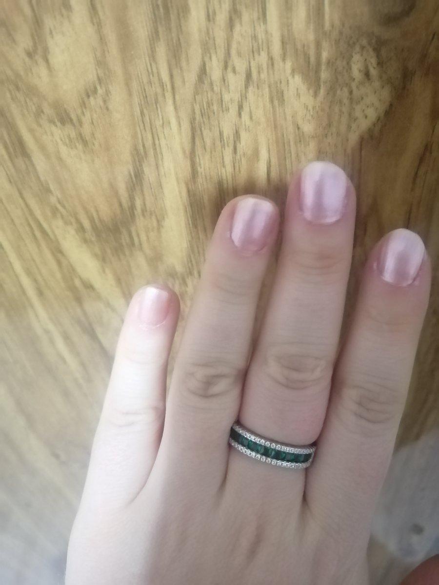 Теперь мое любимое кольцо