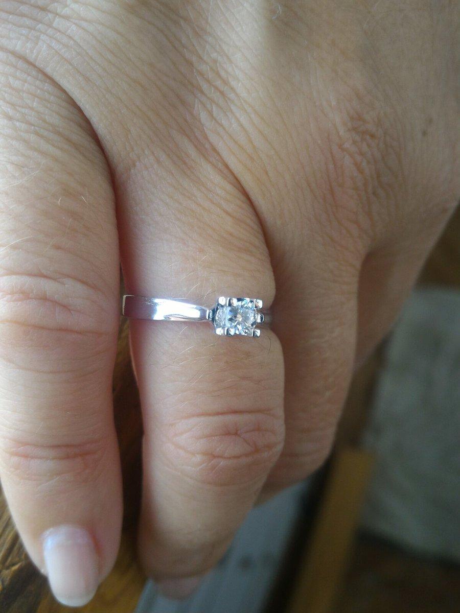 Мои первые бриллианты.