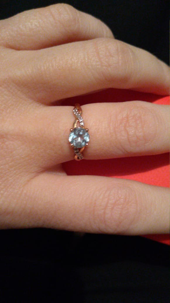 Красивое,кольцо!