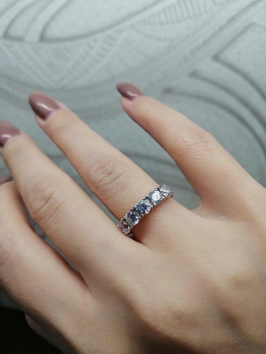Кольцо, размер 16.серебро