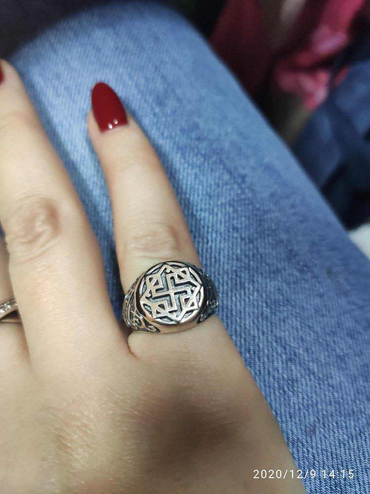 Кольцо полностью соответствует описанию