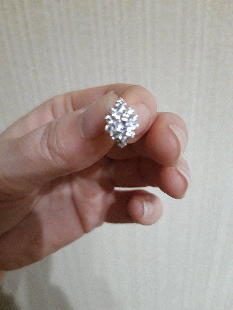 Серебряные серьги с феонитом