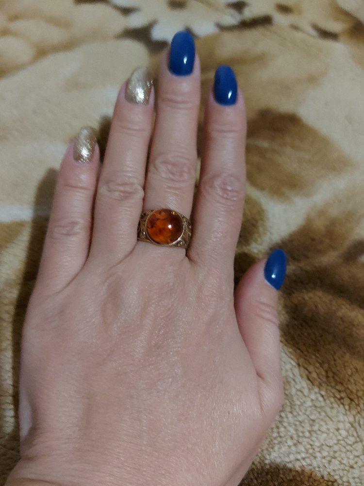 Хорошее кольцо, качество супер, позолота от золота не отличить.