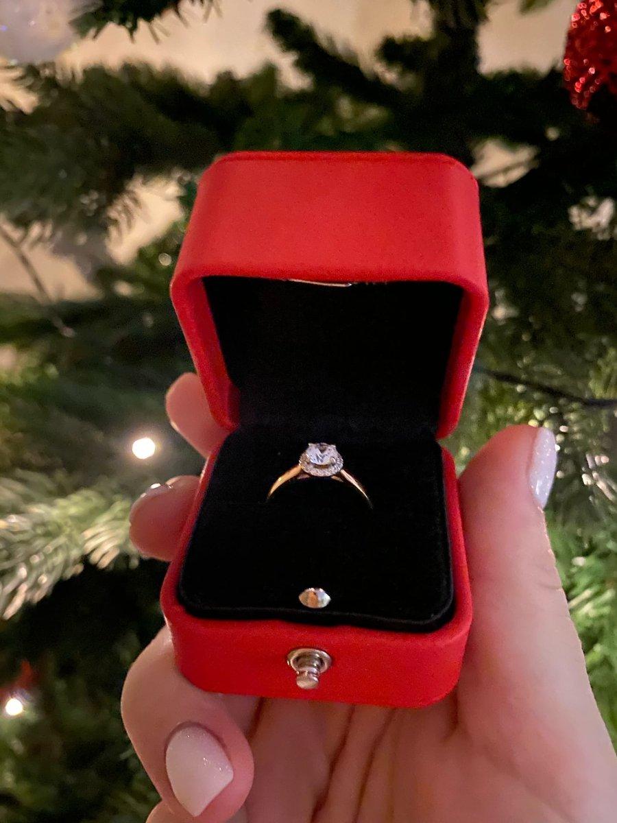 Подарочное кольцо.