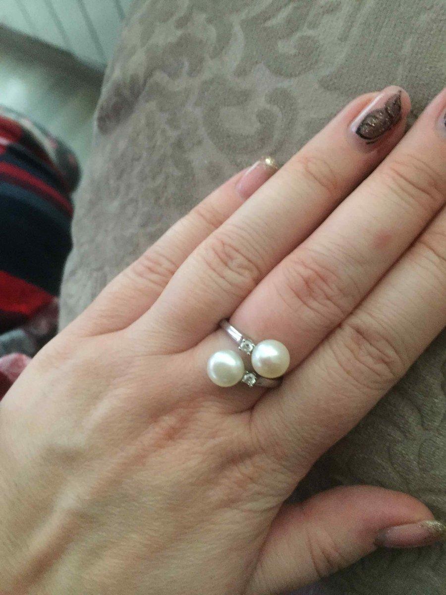 Очень стильное кольцо !