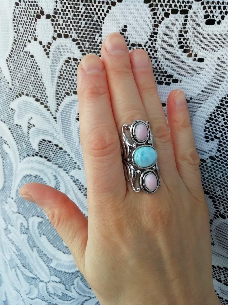 Очень крутой перстень!