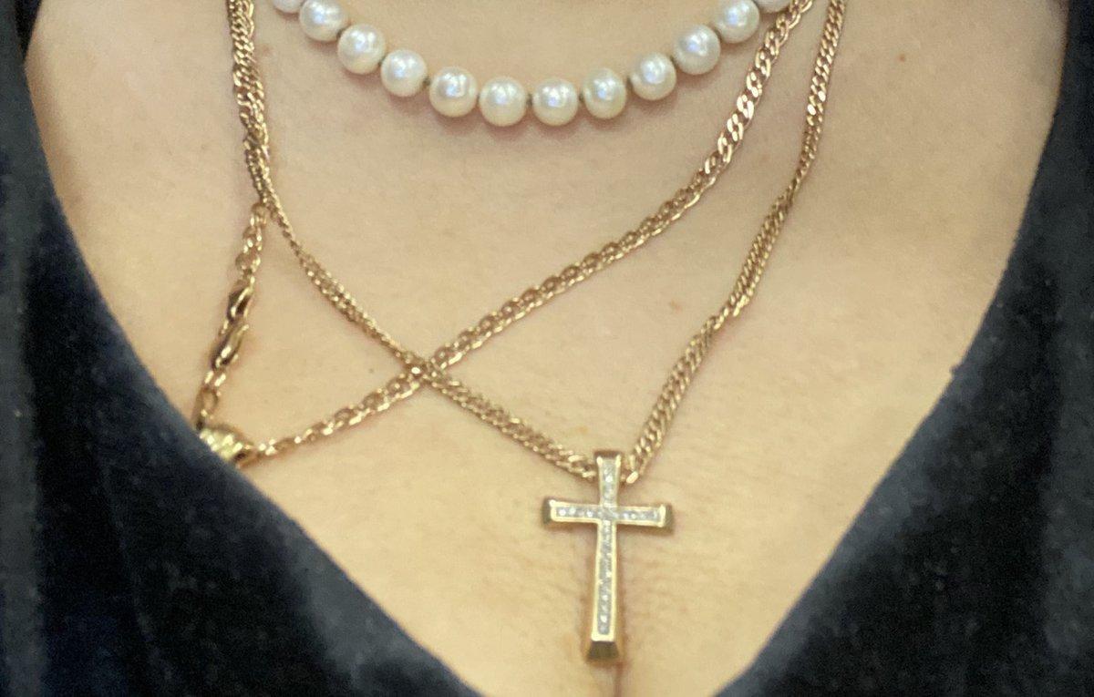 Мой любимый крестик