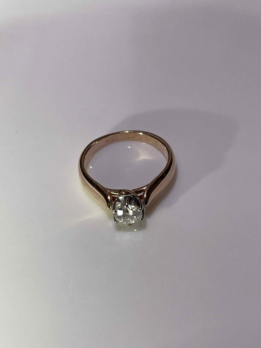 Кольцо невесты!