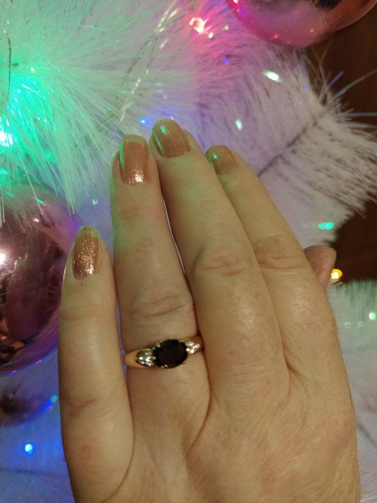 Кольцо серебряное.