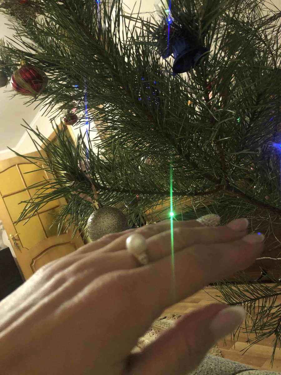 Мой новогодний подарочек! колечко понравилось