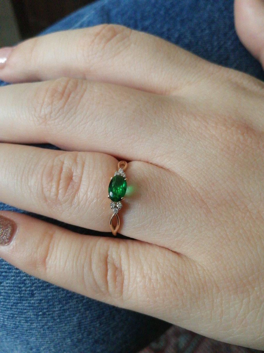 Замечательное кольцо для девушки