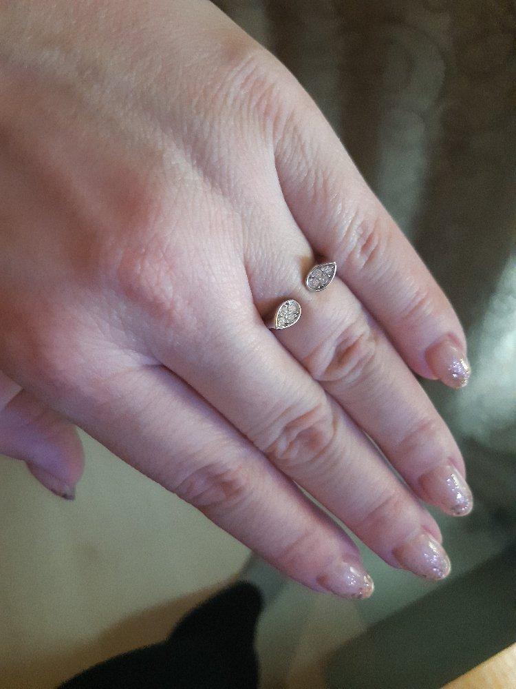 Красивое и не обычное кольцо