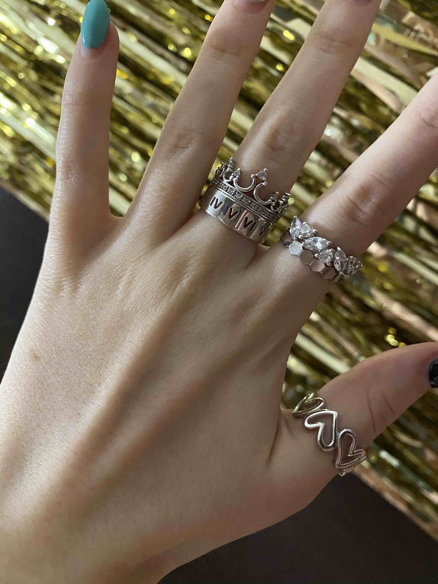 Кольцо в виницианском стиле