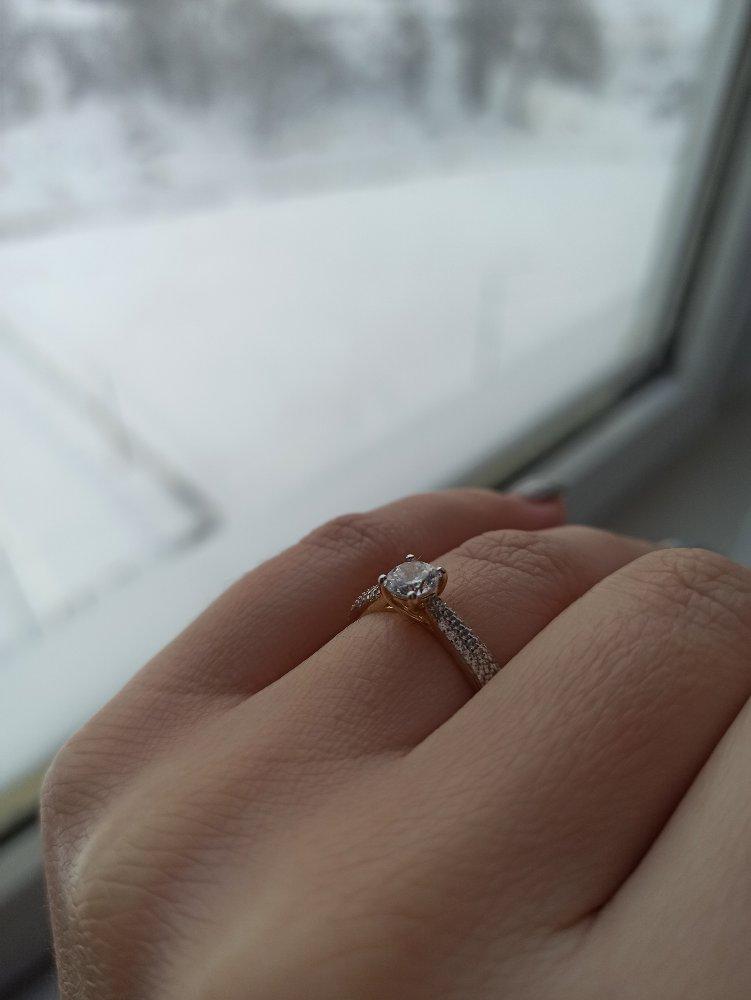 Отличное кольцо рекомендую