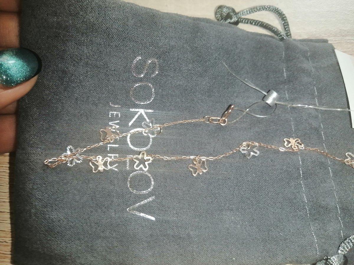 Потрясающий, стильный, золотой браслет на ножку ,от любимого соколов!!!!!!!