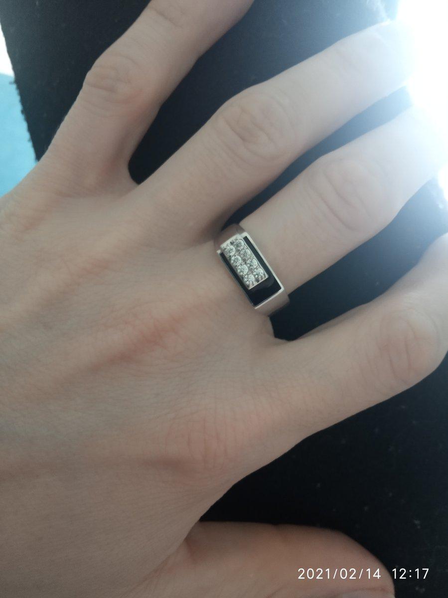 Купил мужской перстень