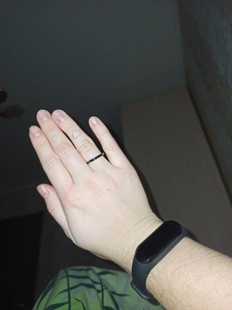 Прикольное кольцо!