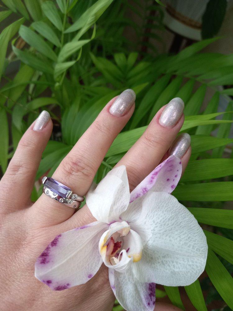 Кольцо из разряда самоцветы