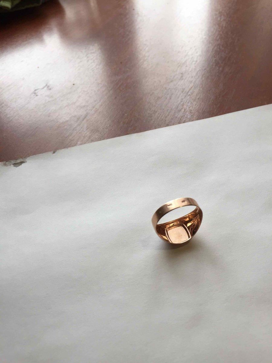Перстень 2,58г. 21,5 р-р