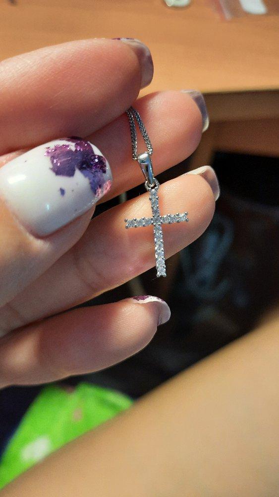 Миниатюрный крест
