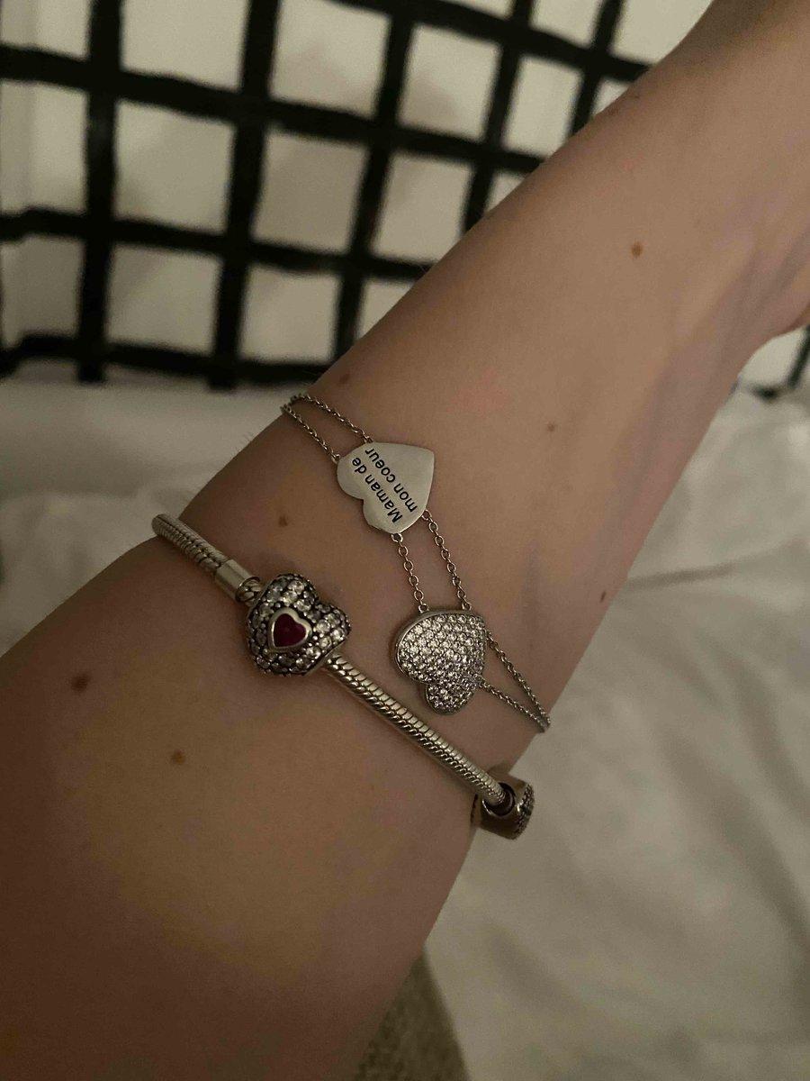 Чудесный, нежный серебрянный браслет , всем рекомендую !!