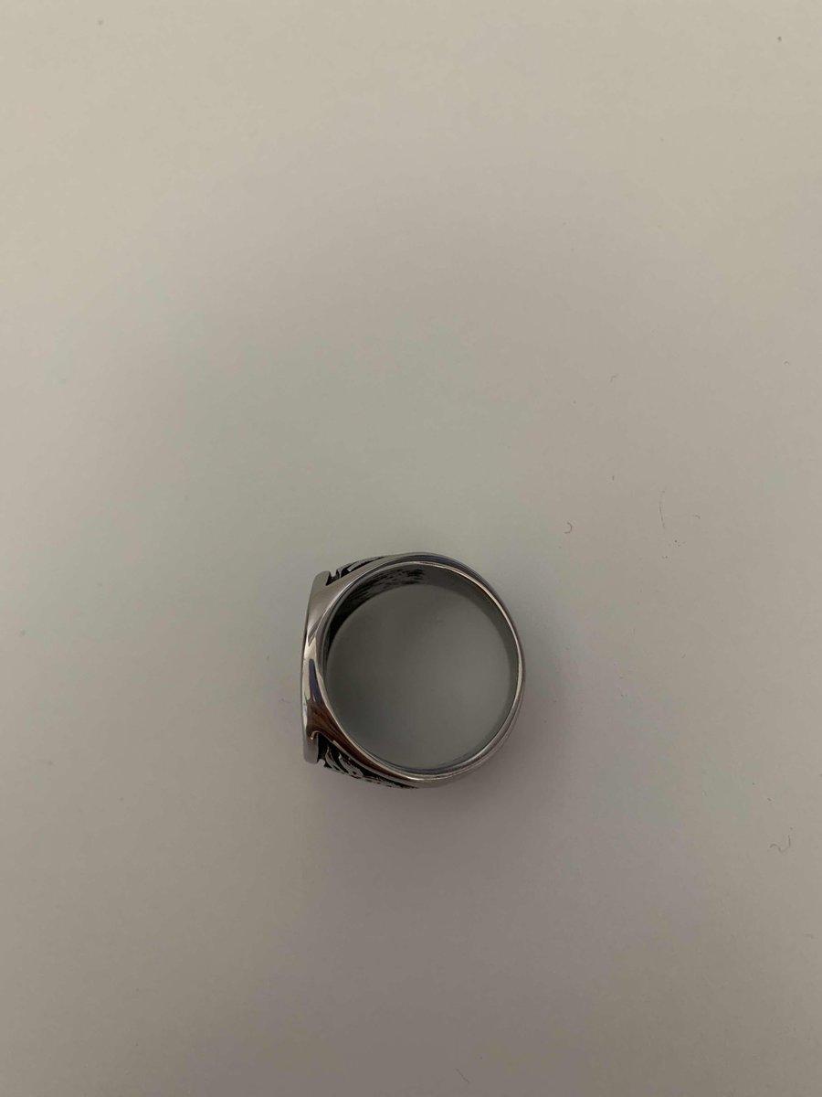 Кольцо крутое