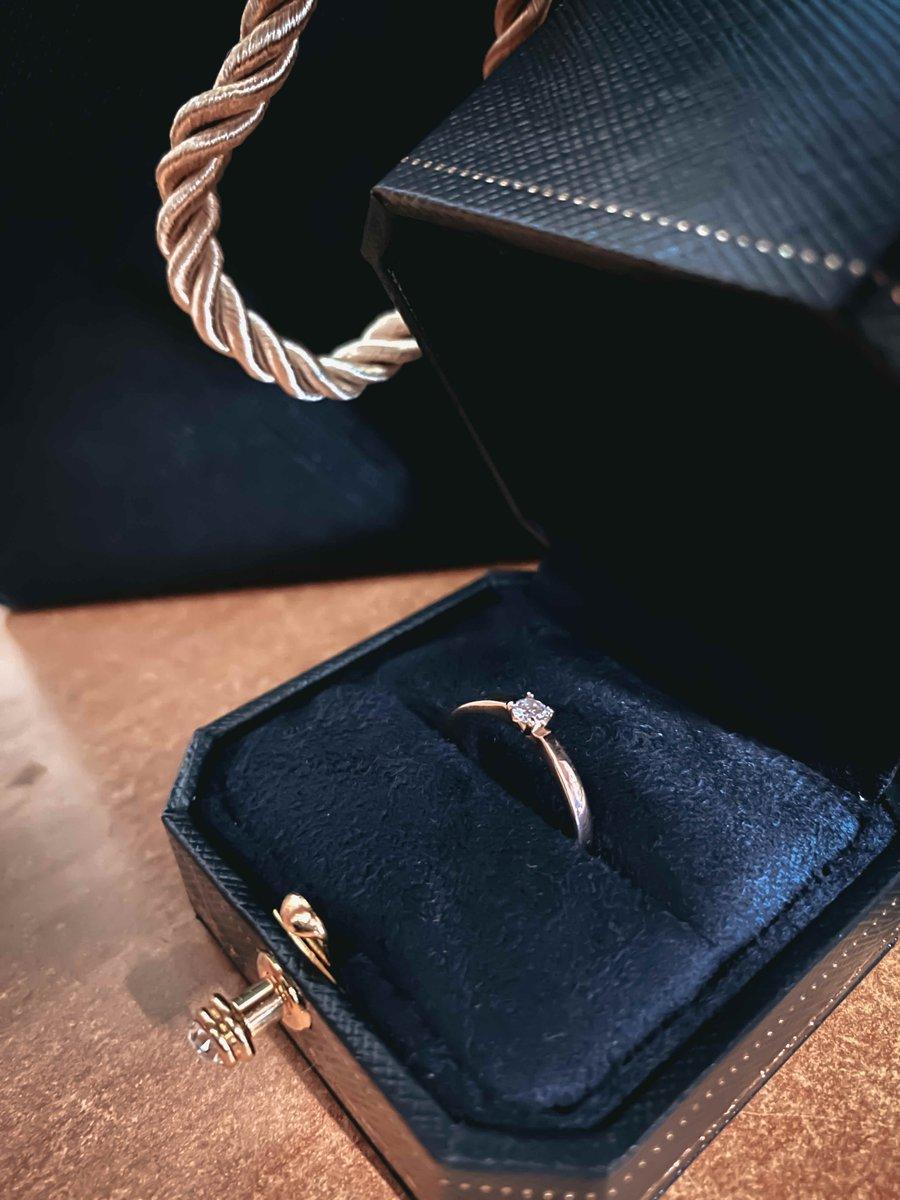 Идиальное кольцо для помолвки