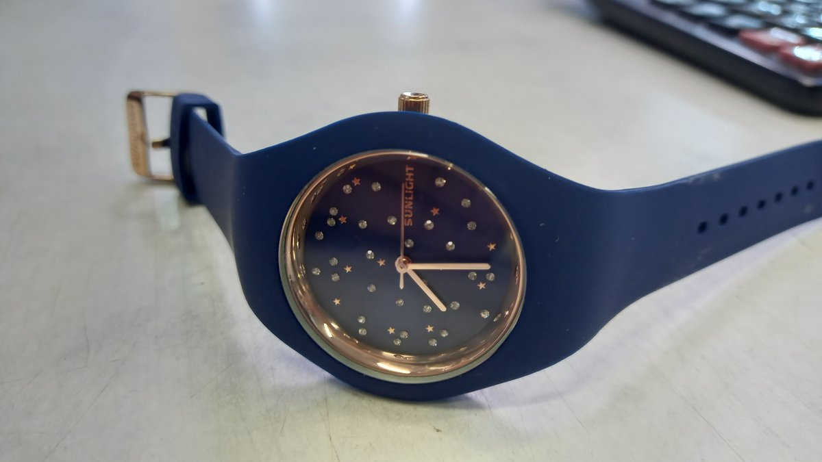 Часики синенькие