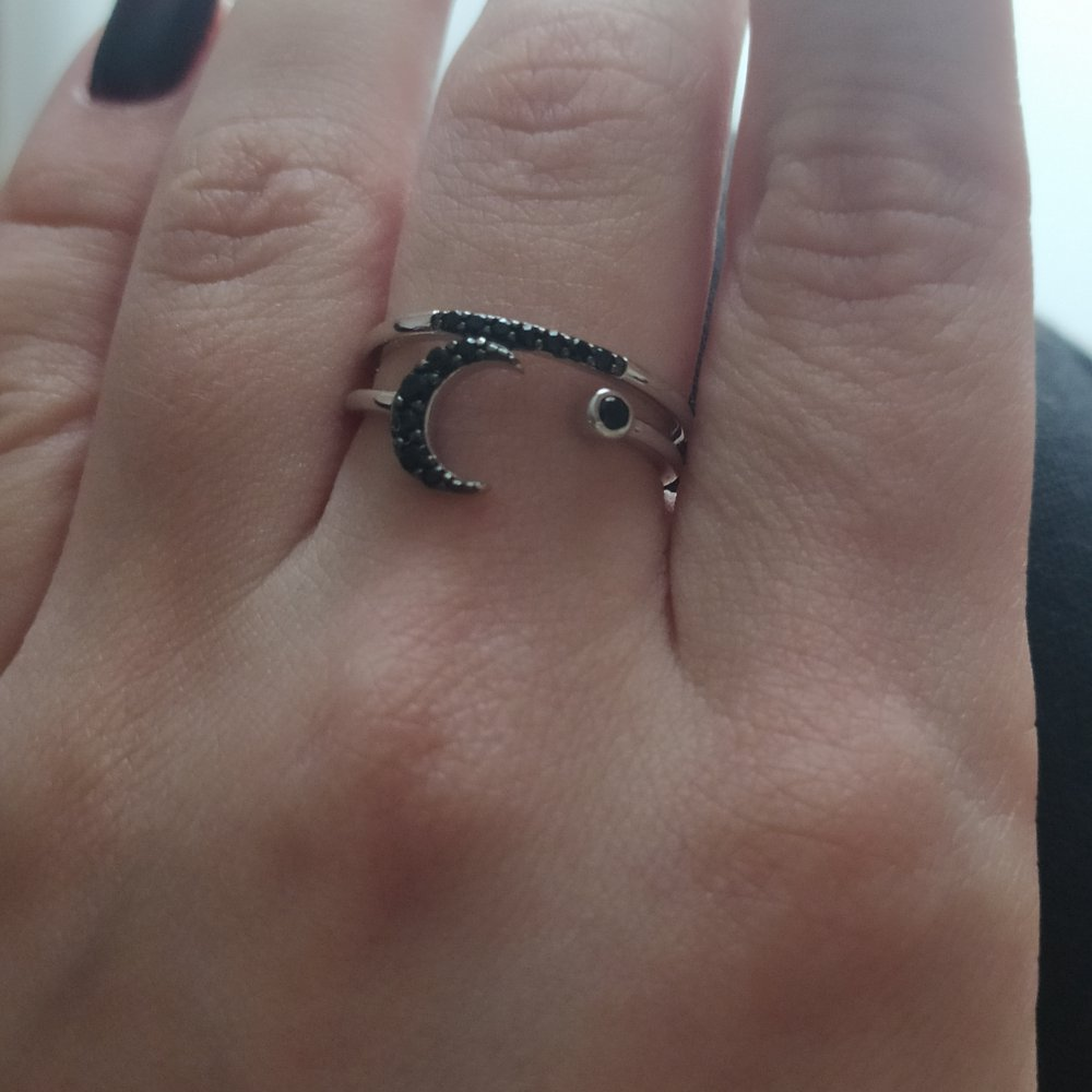 Очень милое кольцо!