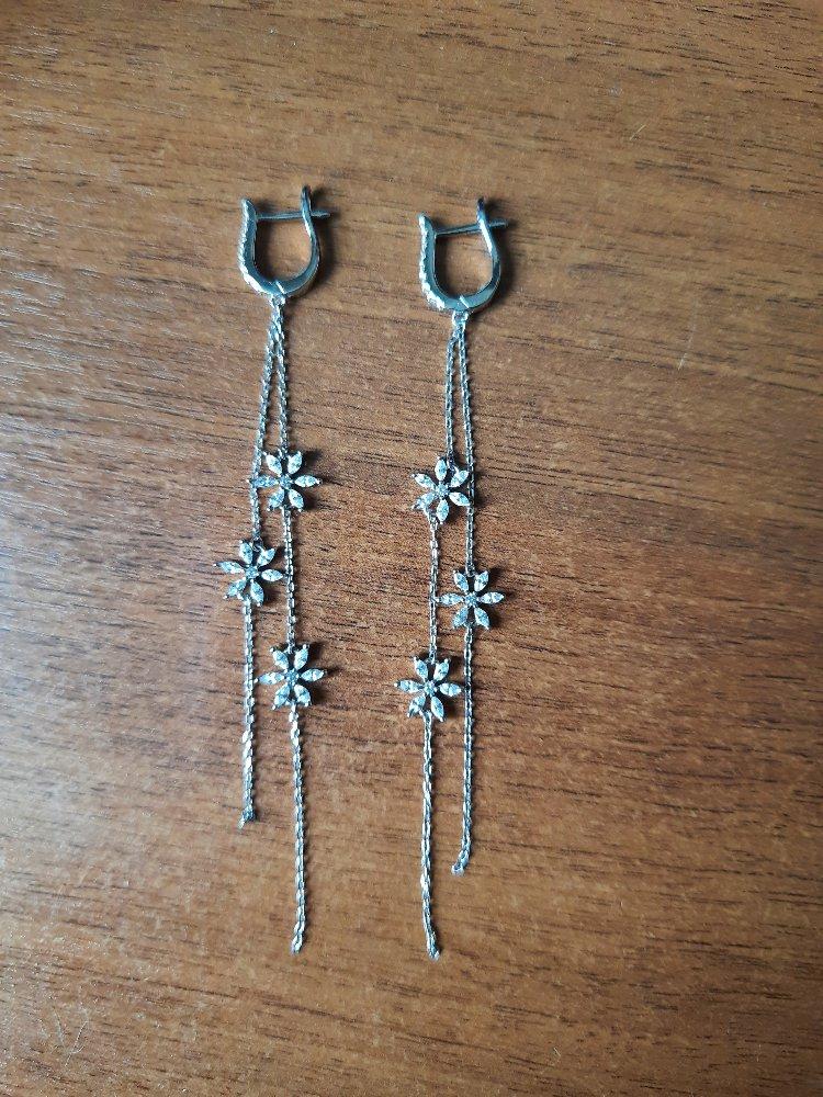 Серебряные ниточки