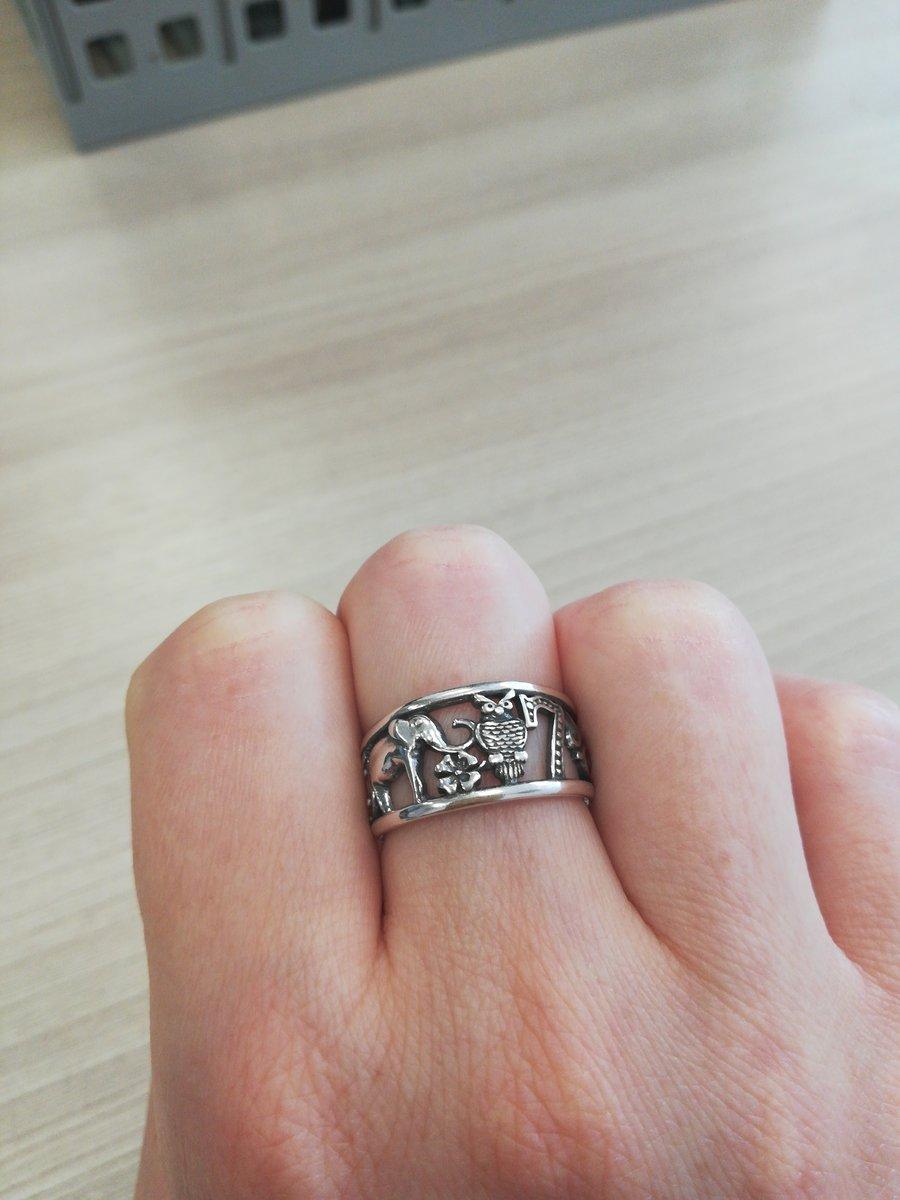 Кольцо символы