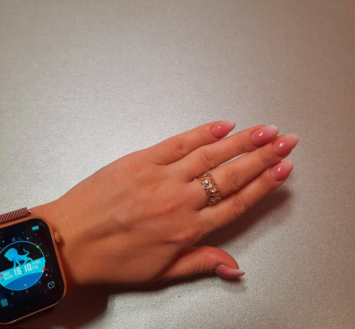 Теперь  это моё любимое кольцо!