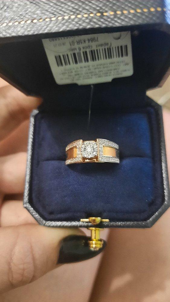 Прекрасное кольцо оно просто огонь