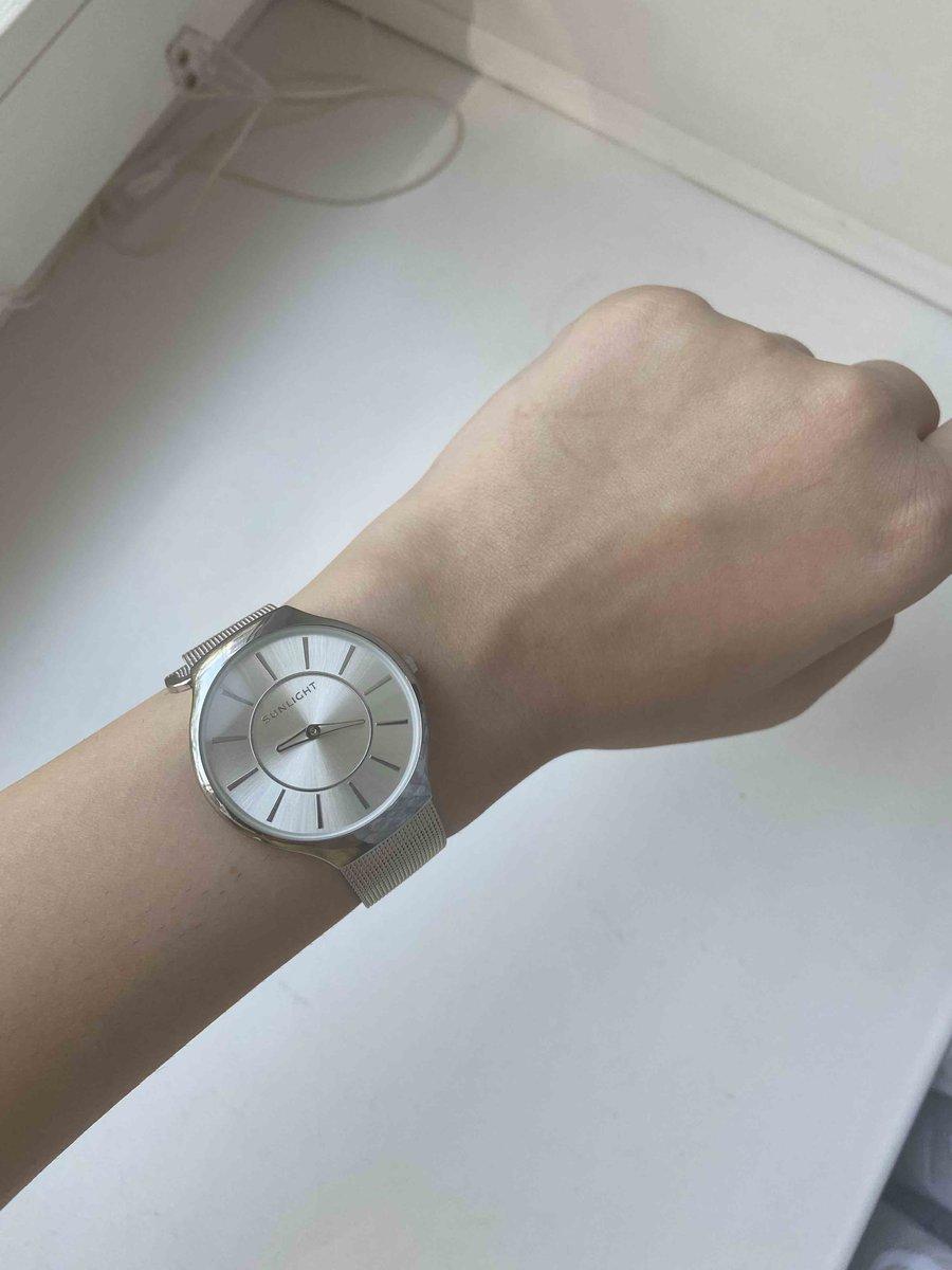 Очень аккурасные часы