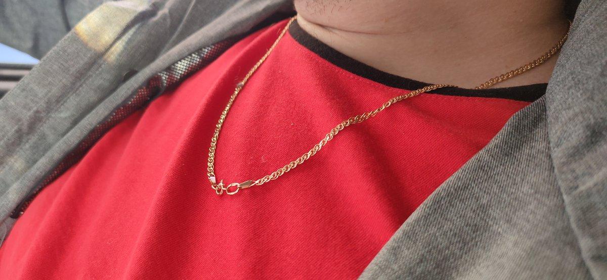 Золотая цепочка.