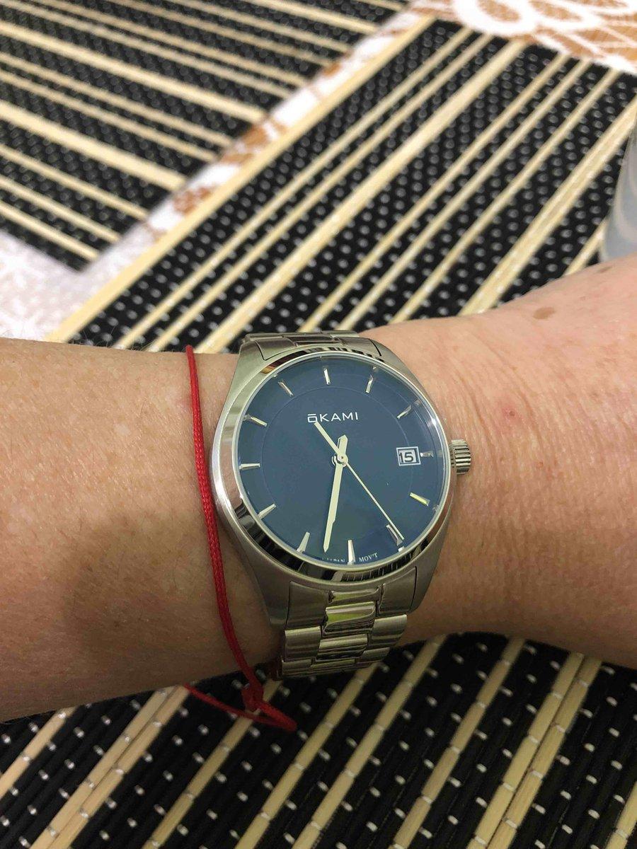 Часы дениские