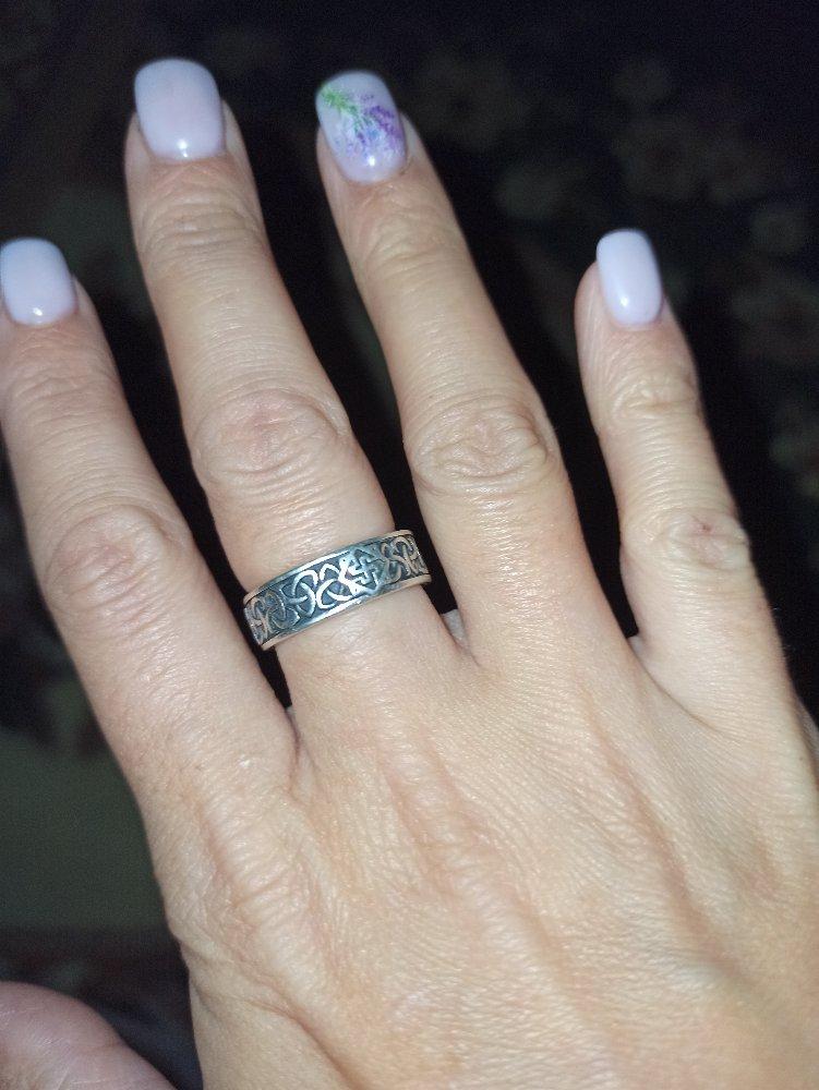 Валькирия, кольцо.