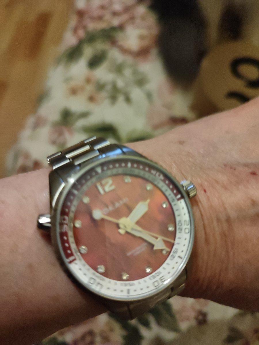Часы Okami .
