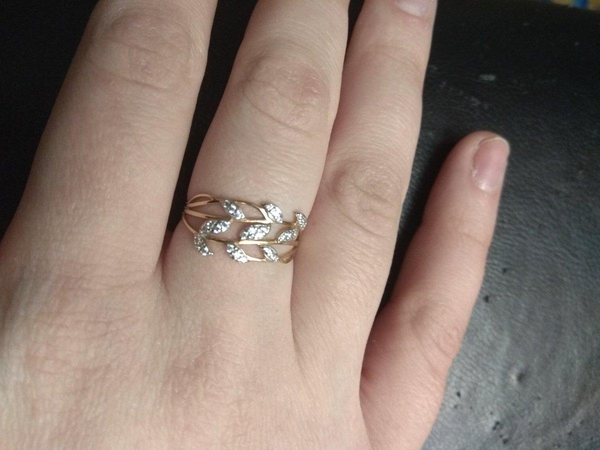 Красивое и удобное кольцо