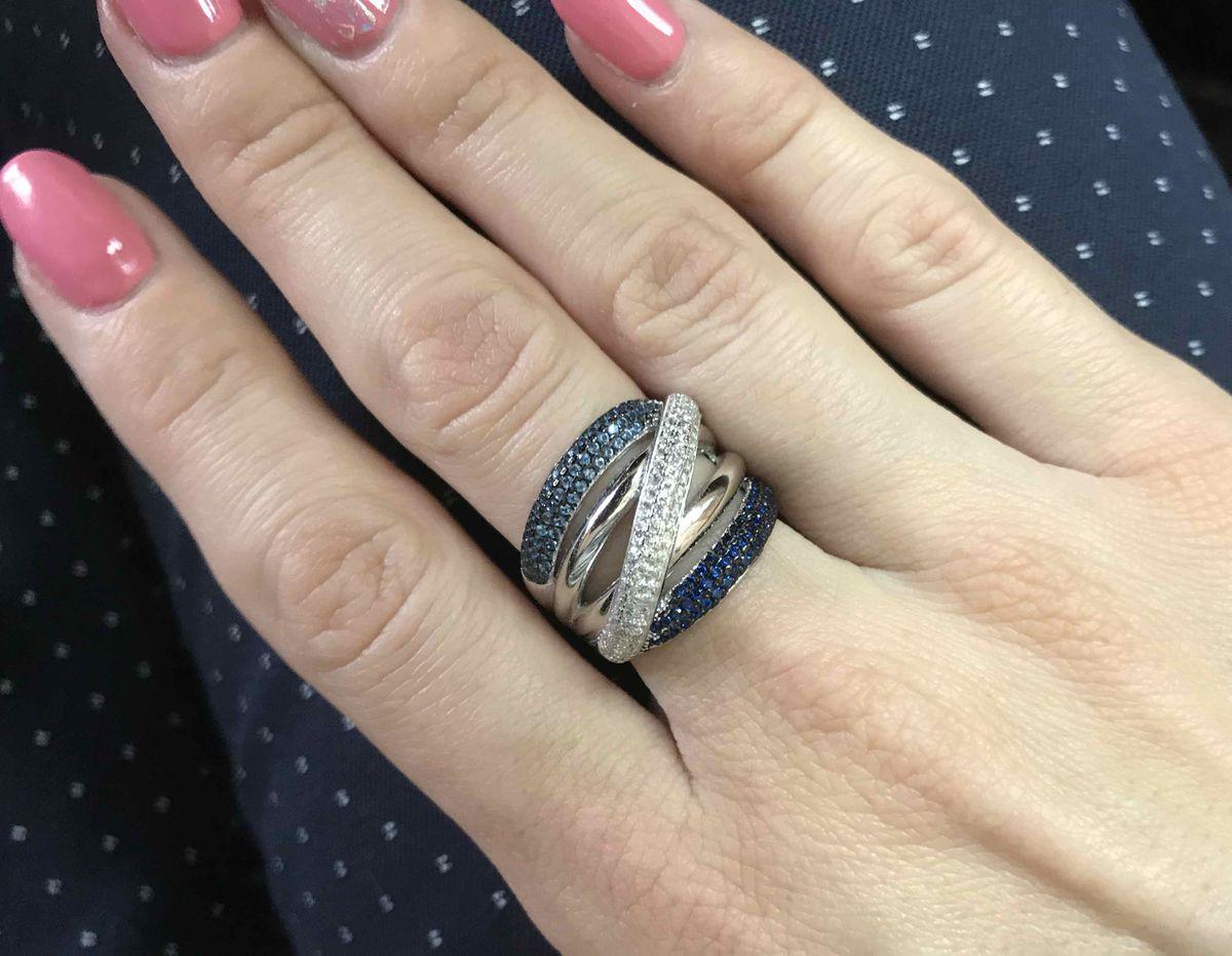 Красивое кольцо :)