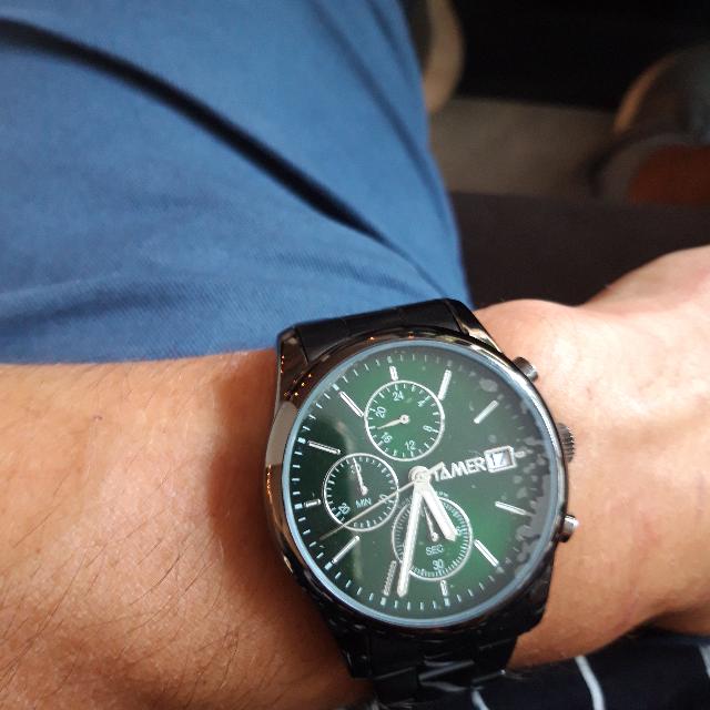 Часы статусные.