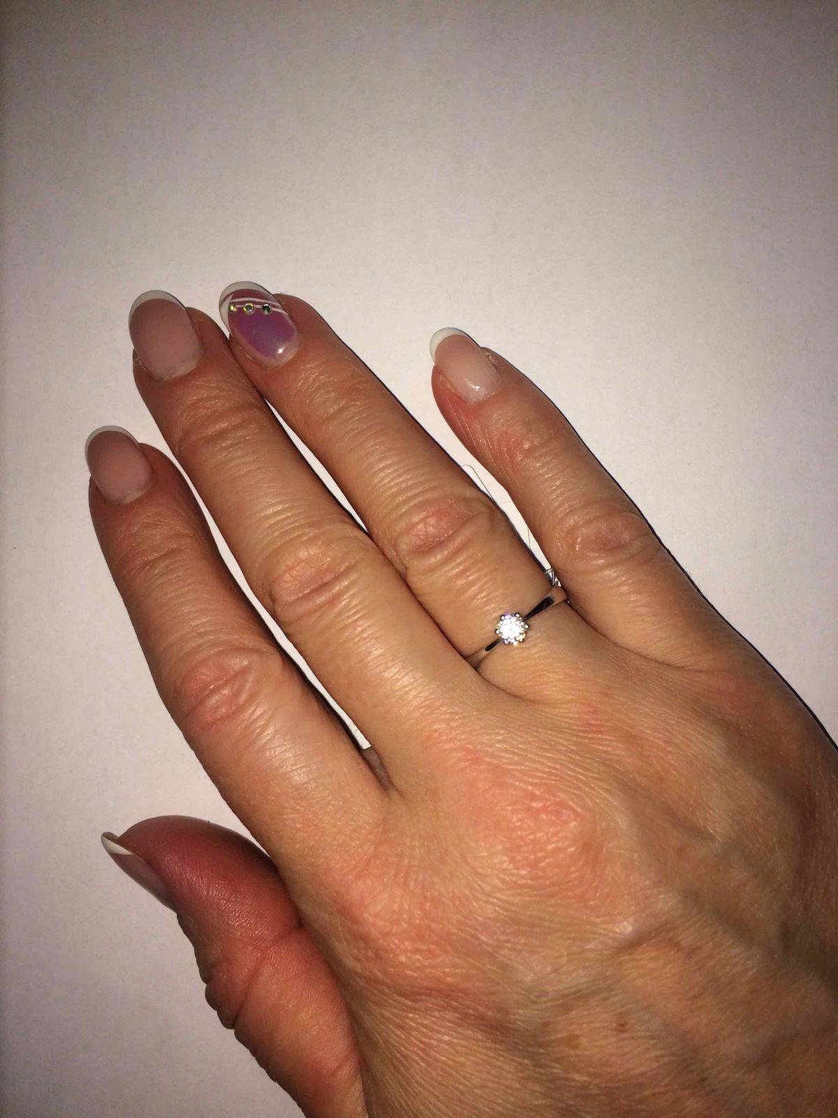 Серебрное кольцо