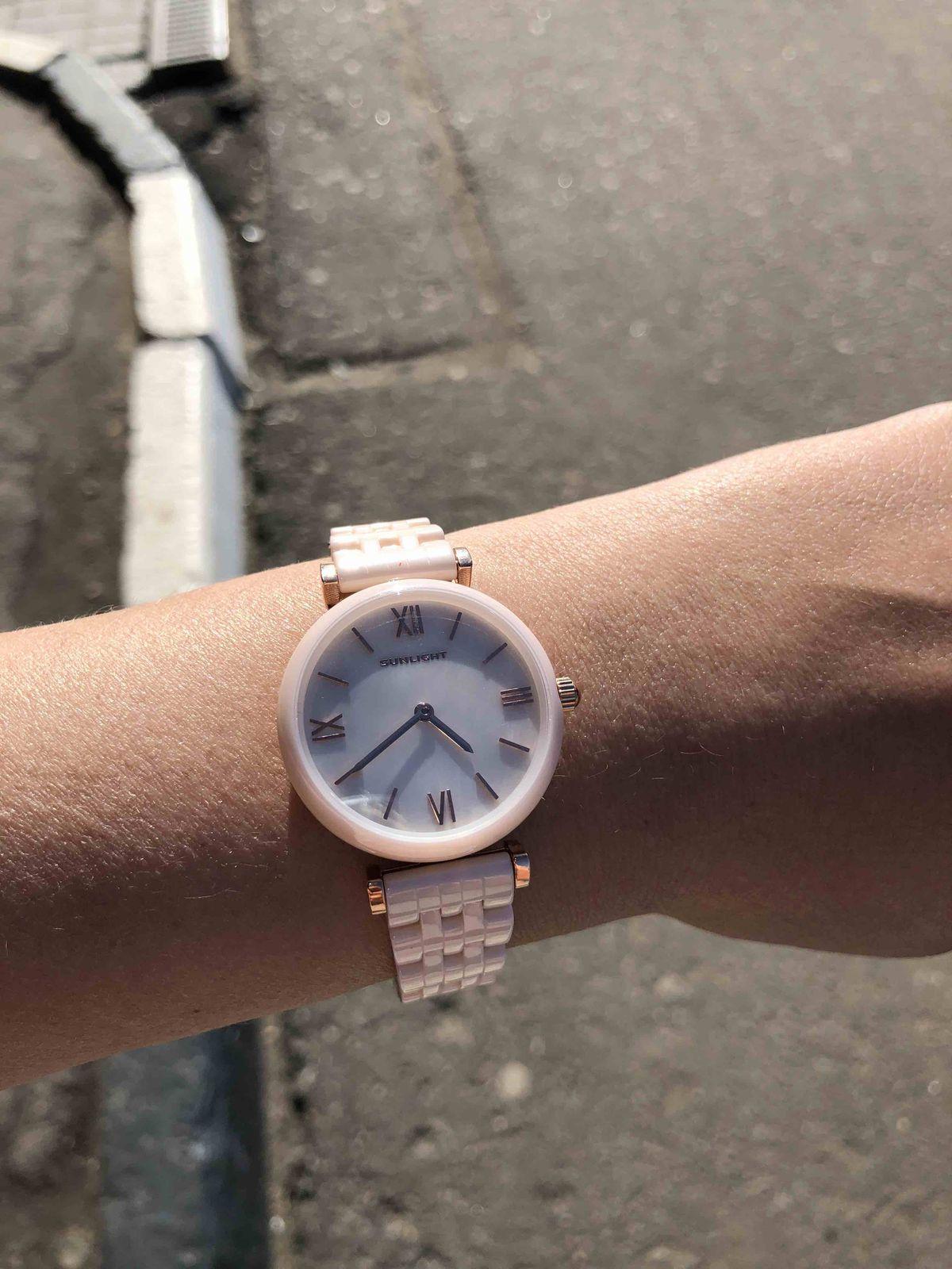 Керамические наручные часы