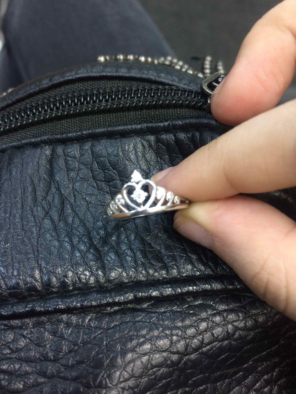 Не кольцо,а просто мечта😻