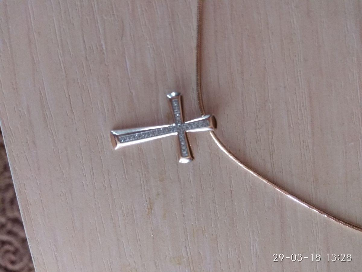 Декоративный крестик