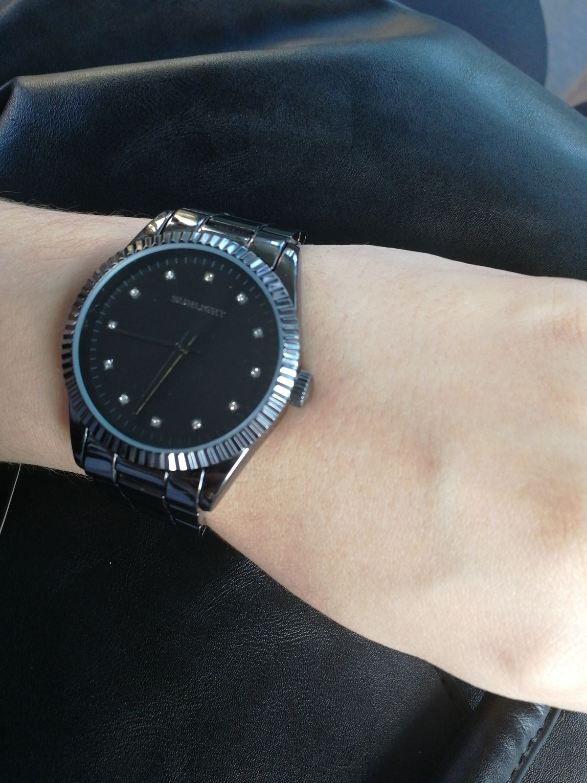 Бомбические часы